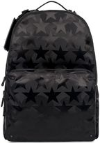 Valentino Black Camustars Backpack