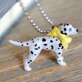 Undercover Dalmatian Charm Necklace