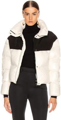 Moncler Nil Jacket in White | FWRD