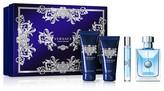 Versace Pour Homme Eau de Toilette 4-Piece Gift Set