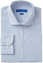 Vince Camuto Slim-Fit Dobby Stripe Dress Shirt