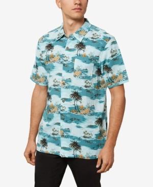 O'Neill Men's Rocksberg Short Sleeve Shirt