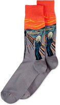 Hot Sox Men's The Scream Socks