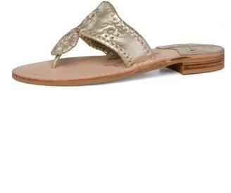 Jack Rogers Platinum Sandal