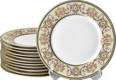 One Kings Lane Vintage Antique Limoges Dinner Plates, S/12