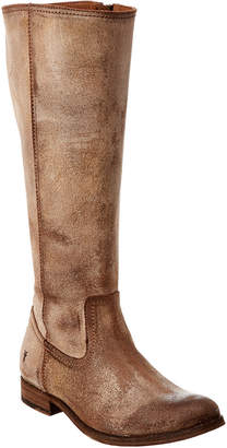 Frye Melissa Inside Zip Tall Leather Boot