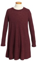 Soprano Girl's Rib Knit Sweater Dress