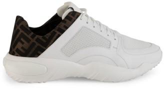Fendi FF Fancy Athletic Sneakers