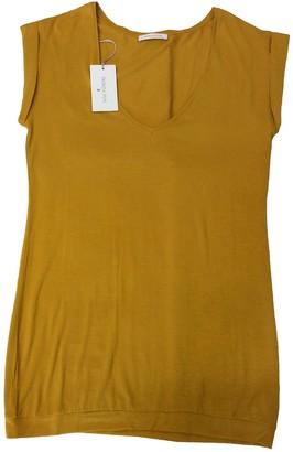 Patrizia Pepe Yellow Top for Women