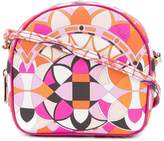 Emilio Pucci printed shoulder bag