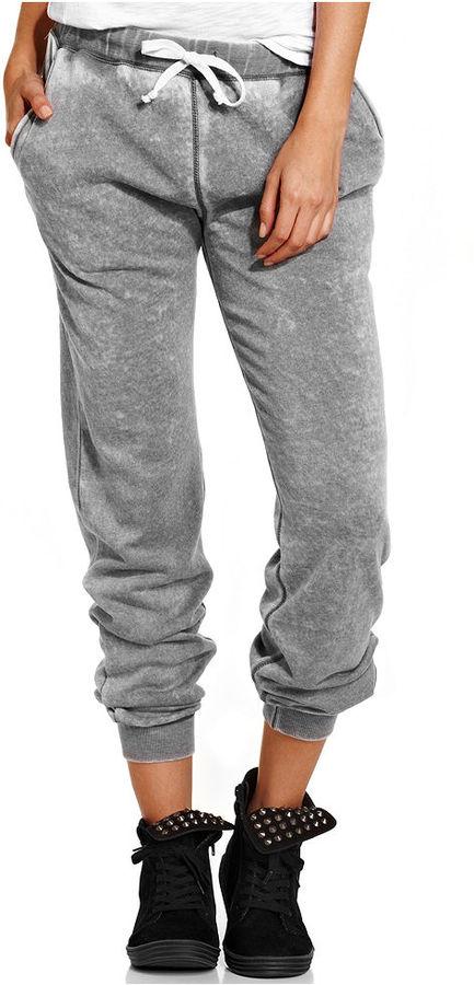 Celebrity Pink Jeans Juniors Pants, Harem Sweatpants