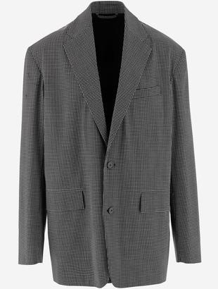 Balenciaga Wool Men's Blazer