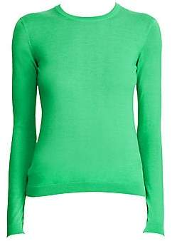 Ralph Lauren Women's Cashmere Knit Crewneck Sweater