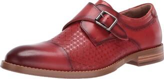 Stacy Adams Men's Fenwick Cap Toe Monk Strap Loafer