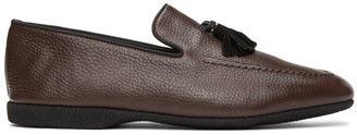 Paul Stuart Brown Hope Slip-On Loafers
