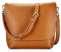 GiGi New York Women's Andi Leather Crossbody Bag