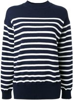 Enfold striped jumper