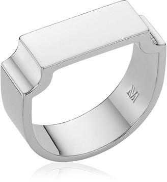 Monica Vinader Signature Wide Ring
