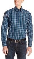 Wrangler Men's George Strait Collection One Pocket Long Sleeve Shirt