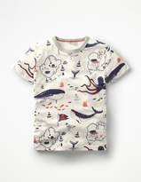 Boden Printed T-shirt