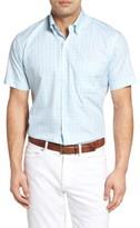 Peter Millar Men's Marina Tattersall Sport Shirt