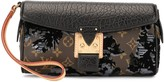 Louis Vuitton Pre Owned De Jais Manege clutch