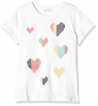 Esprit Girl's Rq1005312 T-Shirt Ss
