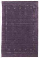 Ecarpetgallery Kashkuli Gabbeh Purple Wool Rug (4' x 6')