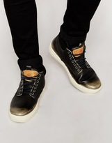 Timberland Adventure Cupsole Chukka Boots - Black