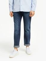 Tommy Hilfiger Mercer Straight Jeans, Mid Blue