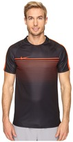 Nike Dry Squad Short Sleeve Soccer Top