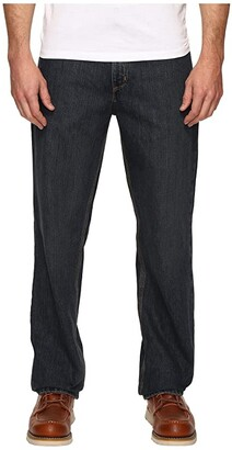 Carhartt Relaxed Fit Holter Jeans (Bedrock) Men's Jeans