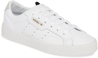 adidas Sleek Leather Sneaker