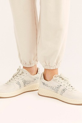 Gola Grandslam Suede Safari Sneakers