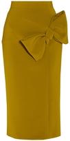 Roksanda Maida Bow Midi Skirt