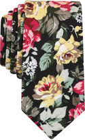 Bar III Men's Botanical Bougner Floral Slim Tie, Only at Macy's