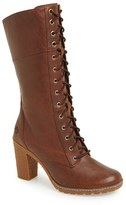 Timberland Women's 'Glancy 10 Inch' Lace-Up Boot