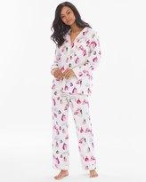 Soma Intimates Bedhead Cotton Sateen Classic Pajama Set