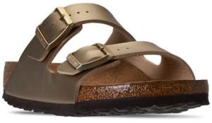 Birkenstock Women's Arizona Birko-Flor Soft Footbed Casual Sandals from Finish Line