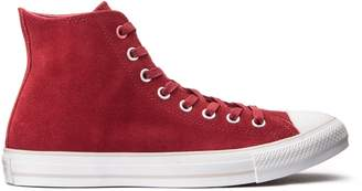 Converse Suede Hi Chuck Taylor All Star Shooting Star Trainers