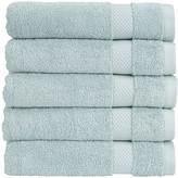 Christy Bamford Towel - Spa Blue - Face Cloth