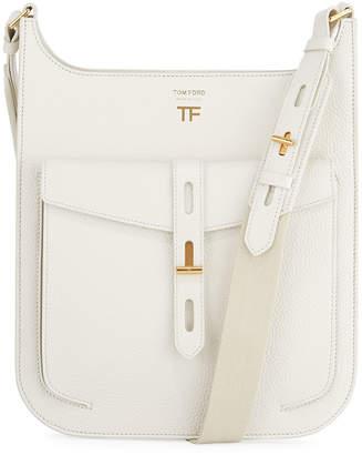 Tom Ford Rialto Medium Grain Leather Crossbody Bag