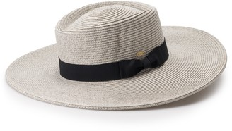 Scala Women's Big Brim Gondolier Hat