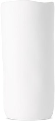 Tina Frey Designs White Large Albert Vase