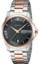 Gucci G-Timeless 38mm Bracelet - YA126446 Watches