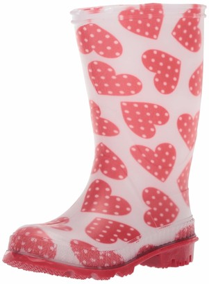 Kamik Girl's STOMPHEART Rain Boot