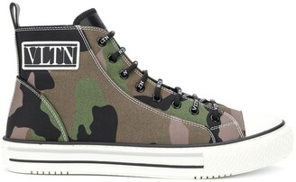 Valentino Giggies VLTN high-top sneakers