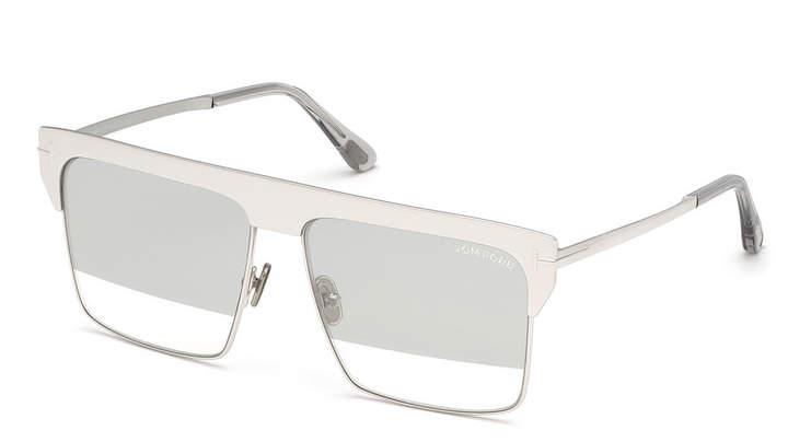 9b4ac3715f4b Two Tone Lense Sunglasses - ShopStyle