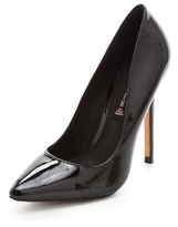 Loulu Point Toe Pumps