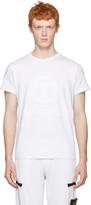 Telfar White customer T-shirt